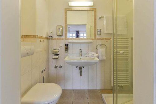 Hotel Starke Doppelzimmer Bad