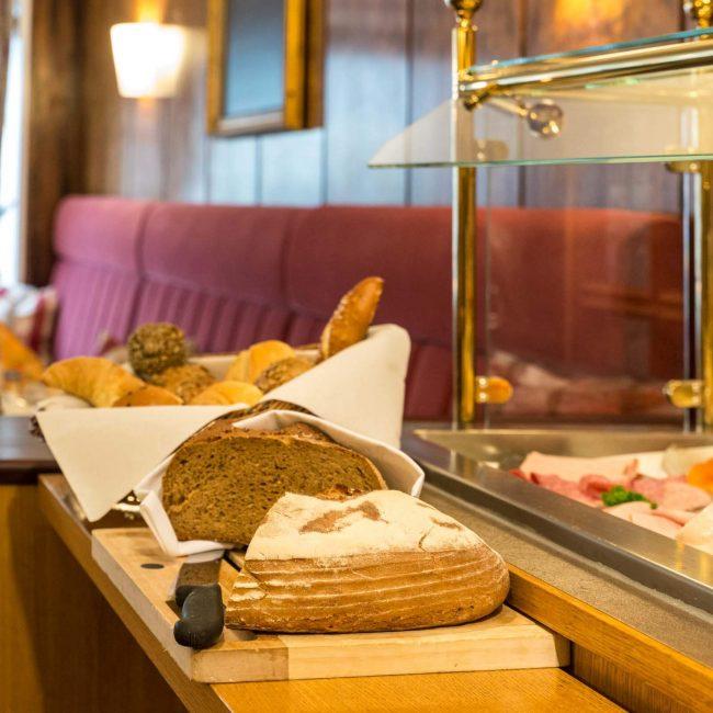Hotel Starke Frühstücksbuffet 2