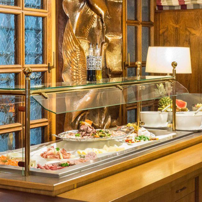 Hotel Starke Frühstücksbuffet
