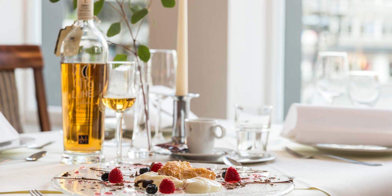 Hotel Starke Restaurant Dessert