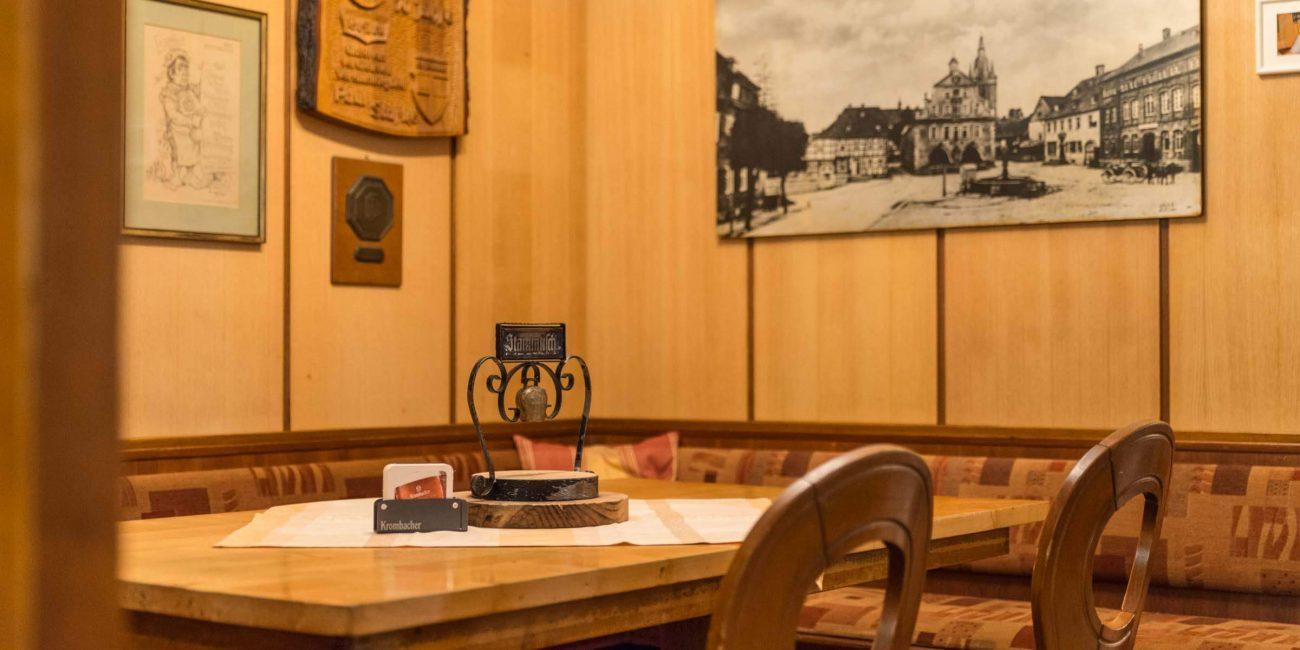 Hotel Starke Stammtisch